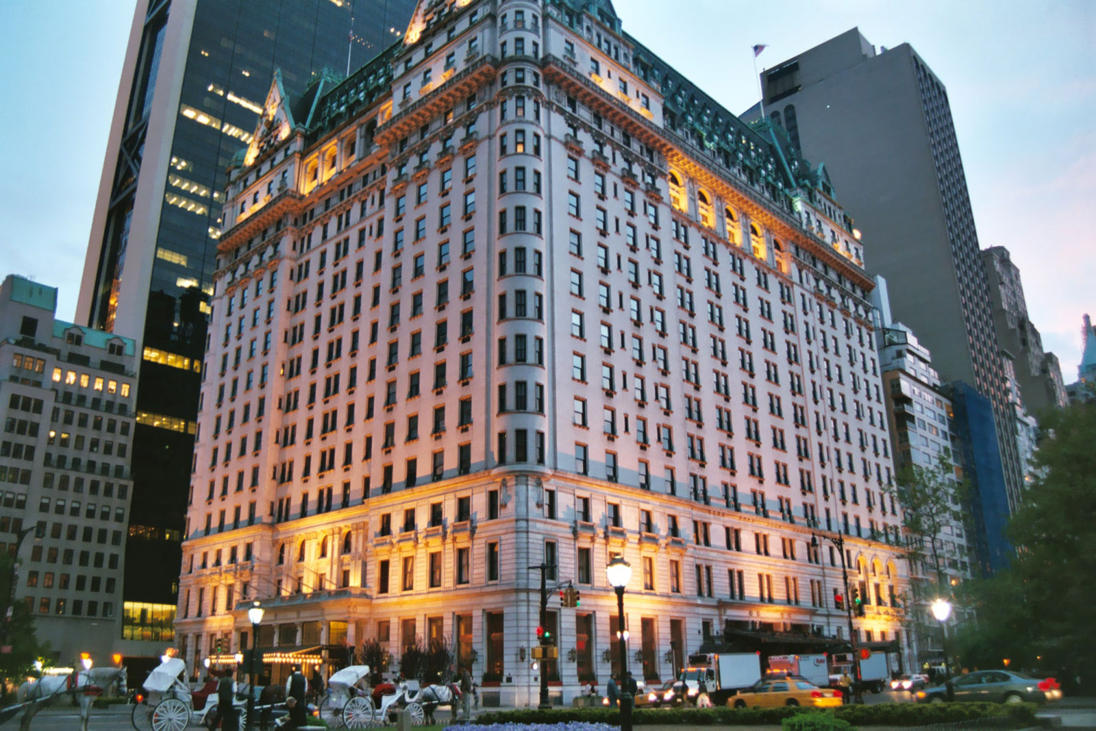 Plaza hotel new york ny phbcatalyst group inc for New york city penthouses central park