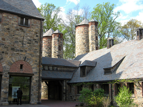 Stone Barns – Courtyard
