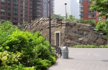 Teardrop Park at Battery Park City — New York, NY