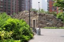 Teardrop Park at Battery Park City — New York, NY