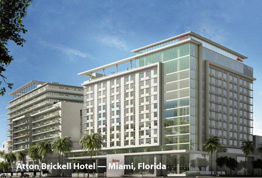 Atton Brickell Hotel Miami, Florida