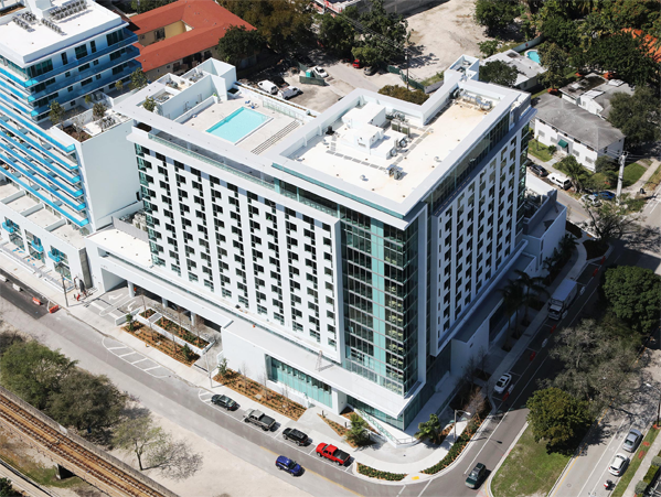 Atton Hoteles, Atton Brickell Hotel, Hospitality, PHB Catalyst Group, Owner's Rep
