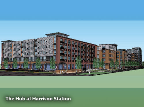 The Hub at Harrison Station