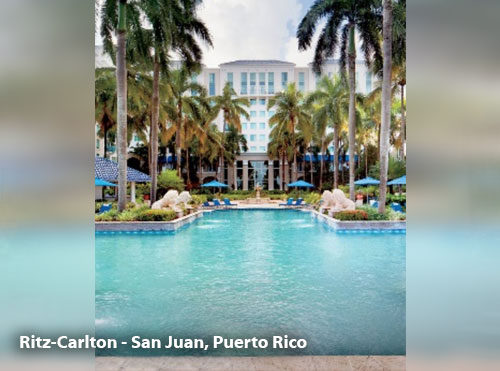 Ritz-Carlton – San Juan, Puerto Rico