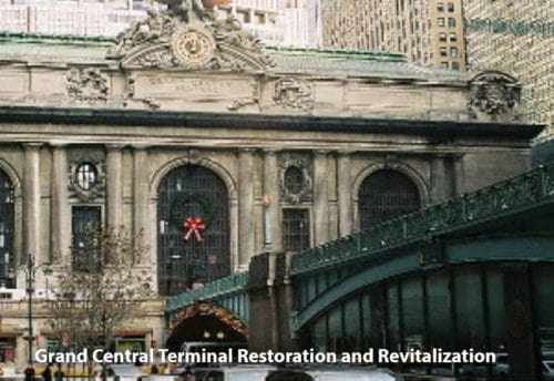Grand Central Terminal Restoration and Revitalization