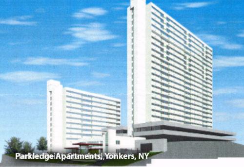 Parkledge Apartments, Yonkers, NY