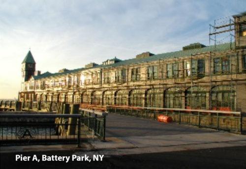Pier A, Battery Park, NY