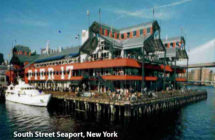South Street Seaport, New York, NY