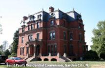 Saint Paul's Residential Conversion, Garden City, NJ